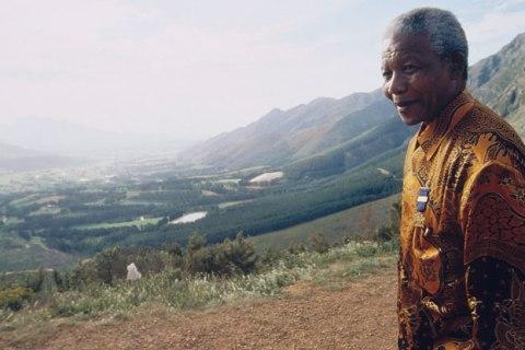 milestones-Nelson Mandela