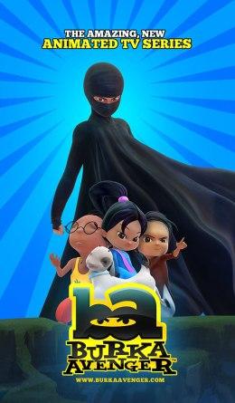 burka avengers