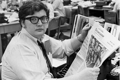 milestones-Roger Ebert