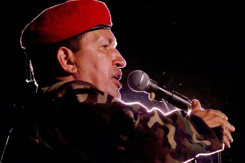 milestones-Hugo Chavez