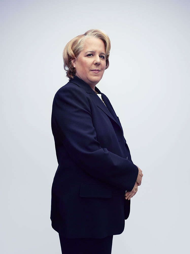 Roberta Kaplan, Windsor's attorney, believed she was the right plaintiff.